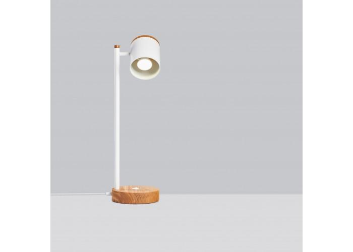 Настольная лампа Urban White  3