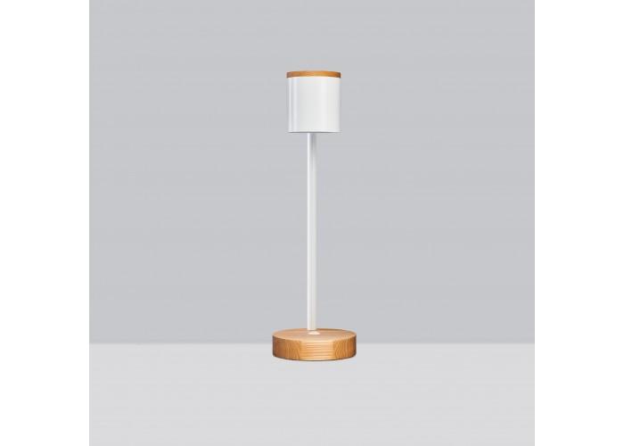 Настольная лампа Urban White  7