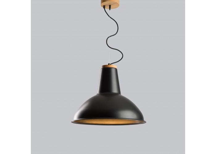 Светильник подвесной Urban light D460 Black  1
