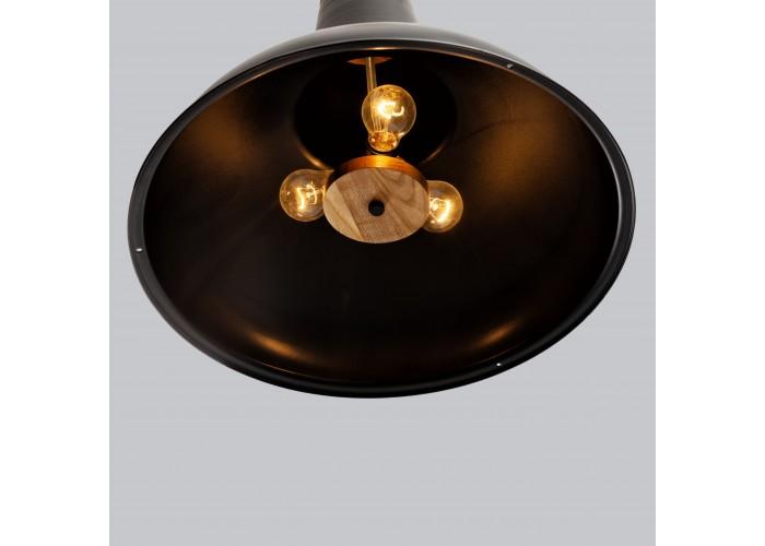 Светильник подвесной Urban light D460 Black  2