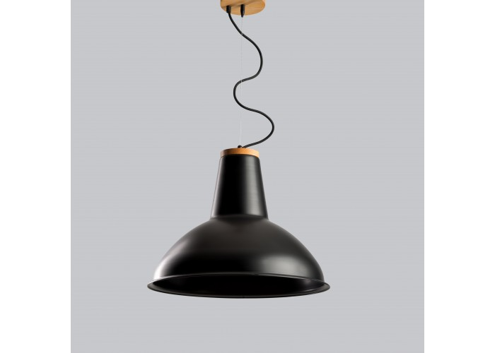 Светильник подвесной Urban light D460 Black  5