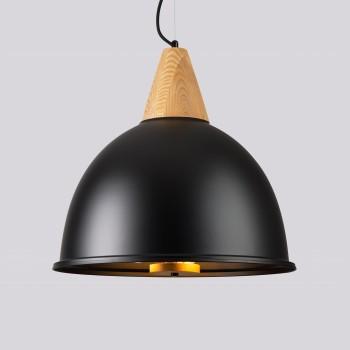 Светильник подвесной Urban light D485 Black