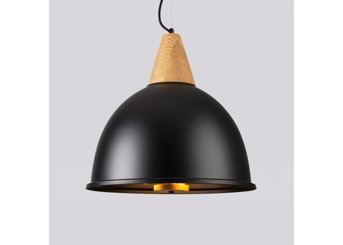 Светильник подвесной Urban light D485 Black  1