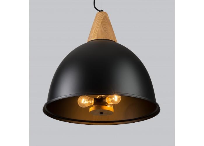 Светильник подвесной Urban light D485 Black  2