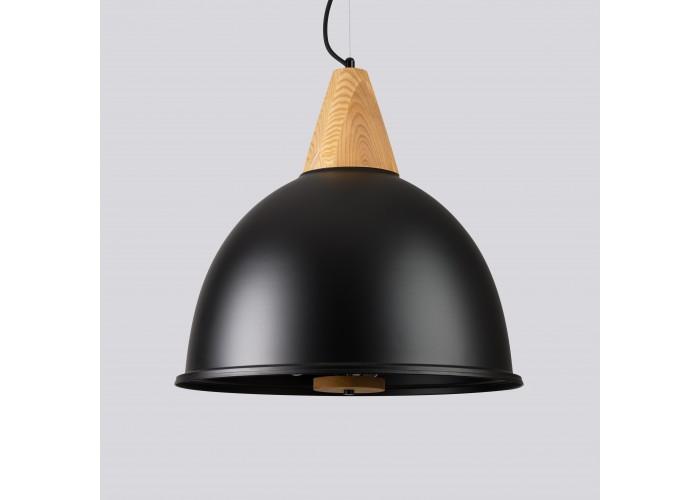 Светильник подвесной Urban light D485 Black  3
