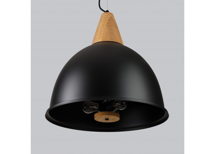 Светильник подвесной Urban light D485 Black  4