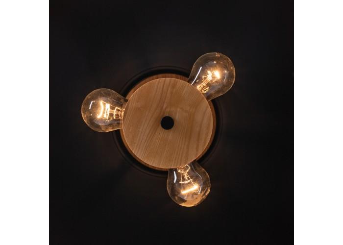 Светильник подвесной Urban light D485 Black  5