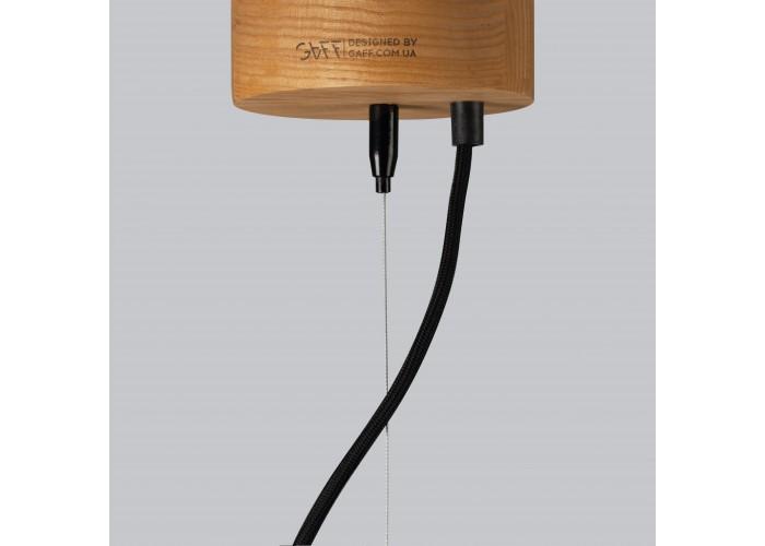 Светильник подвесной Urban light D485 Black  7