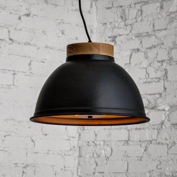Светильник подвесной Urban light D390 Black