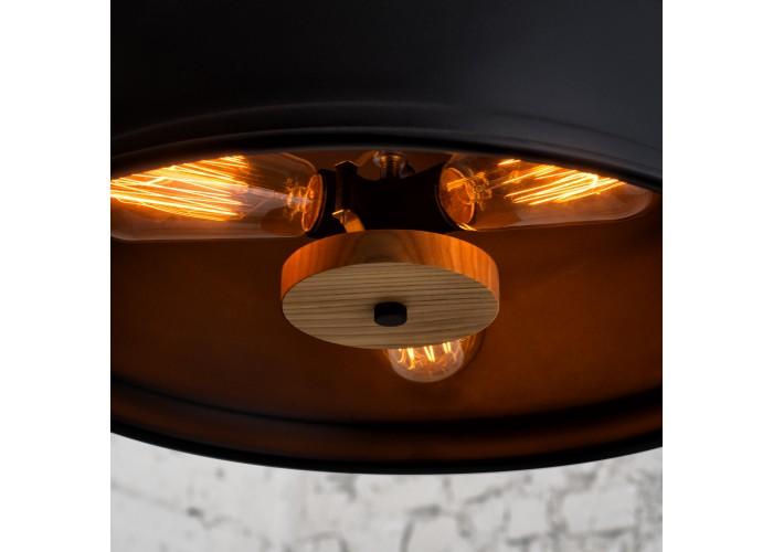 Светильник подвесной Urban light D390 Black  2