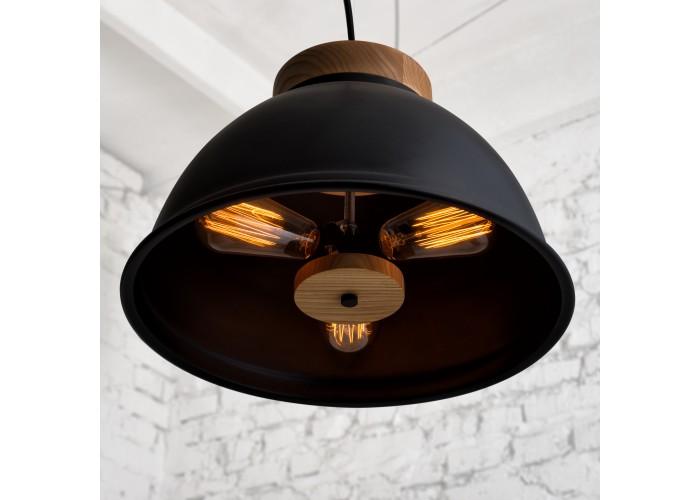 Светильник подвесной Urban light D390 Black  4