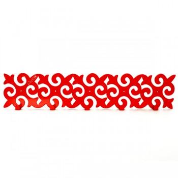 Вешалка настенная Glozis Pattern H-054 55 х 12см
