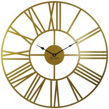 Большие Настенные Часы Glozis Cambridge Bronze B-034 70х70