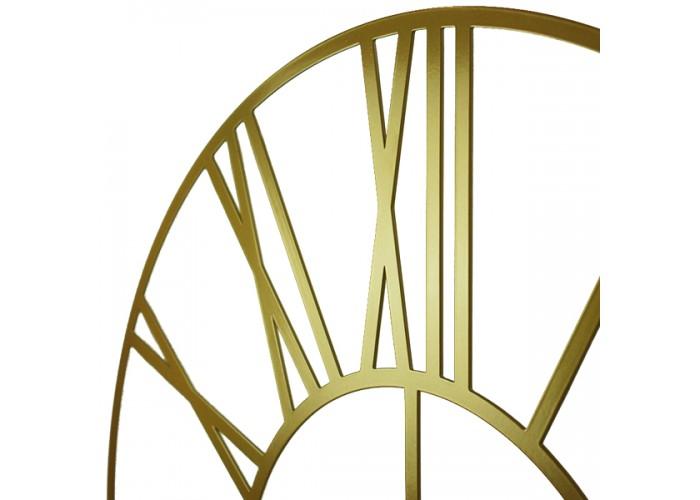 Большие Настенные Часы Glozis Cambridge Bronze B-034 70х70  4