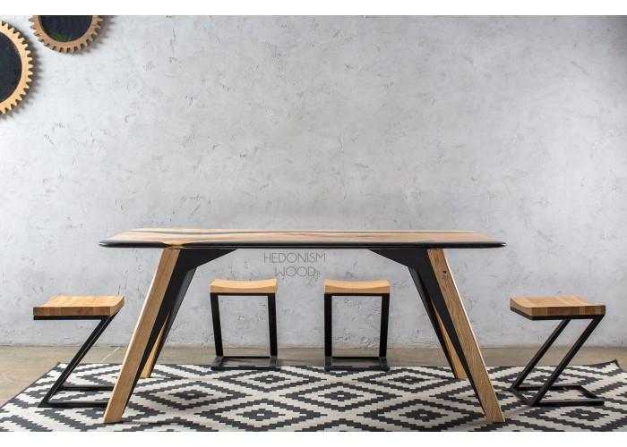 Обеденный стол — мод. HW013  4