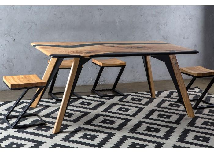 Обеденный стол — мод. HW013  6