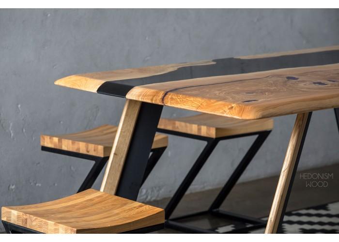 Обеденный стол — мод. HW016  4