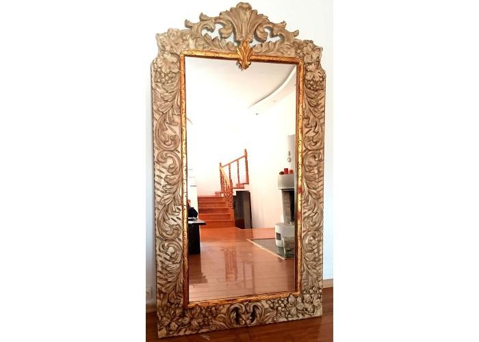 Резное зеркало  1