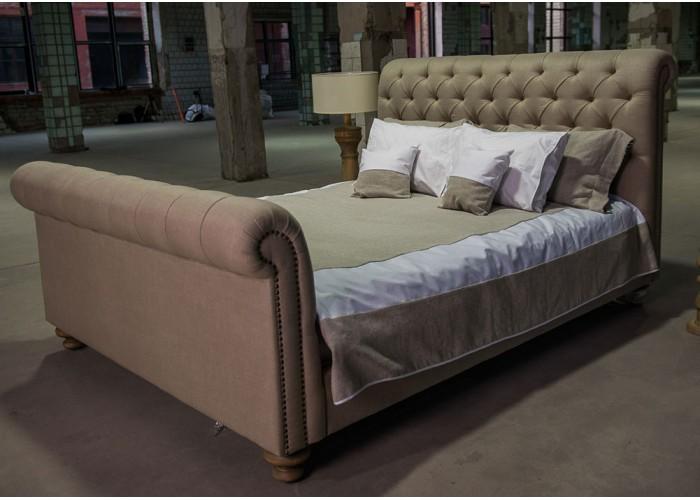 Кровать Честерфилд  3