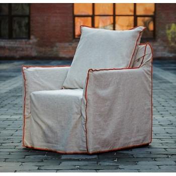 Кресло со съемным чехлом