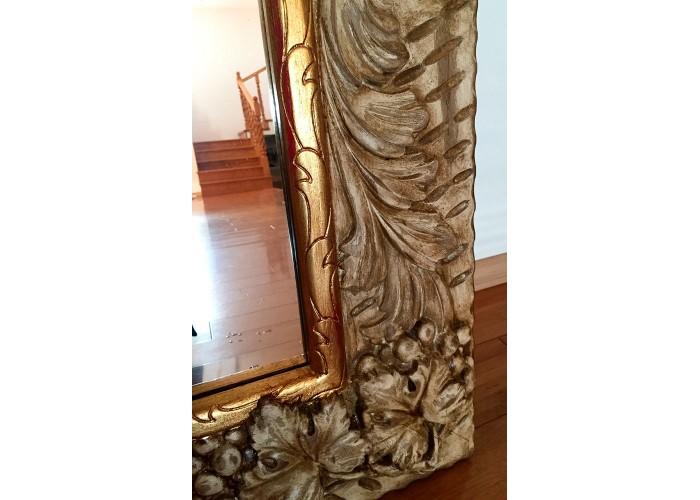 Резное зеркало  4