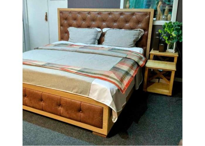 Кровать Егерь (с мягким изголовьем)  1