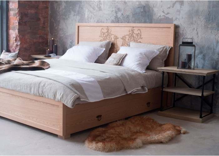 Кровать Егерь  2