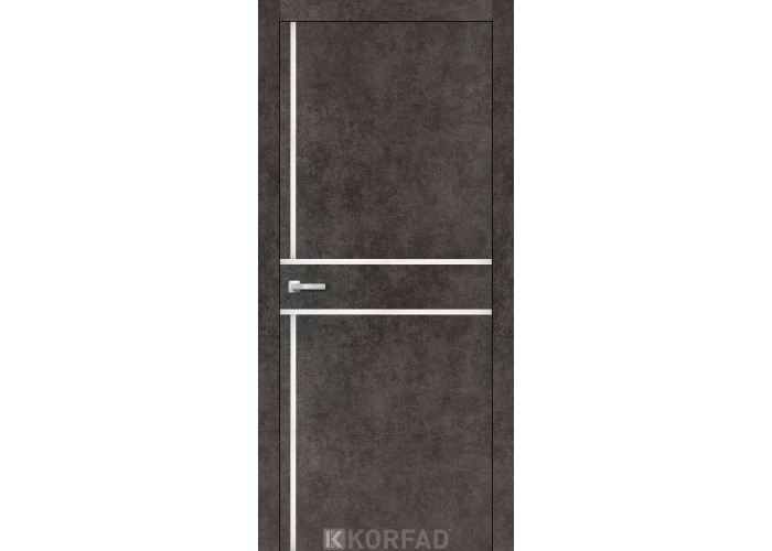 Двери Korfad ALUMINIUM LOFT PLATO ALP-06  2