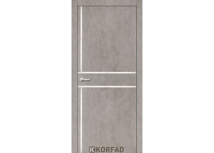 Двери Korfad ALUMINIUM LOFT PLATO ALP-06  4