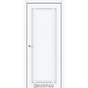 Двери Korfad ORISTANO OR-01 Белый перламутр