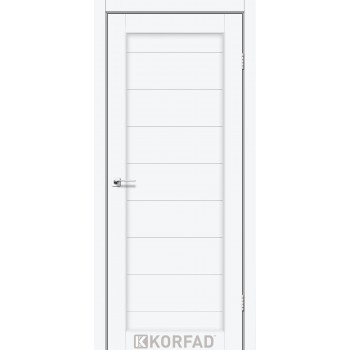 Двери Korfad PORTO PR-05 Белый перламутр
