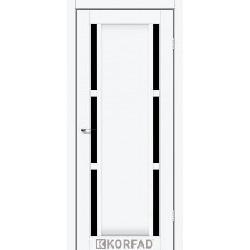 Двери Korfad VALENTINO DELUXE VLD-04 Белый перламутр