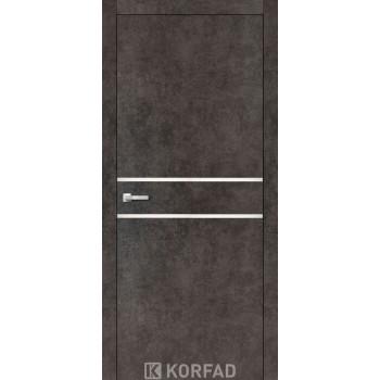 Двери Korfad ALUMINIUM LOFT PLATO ALP-03