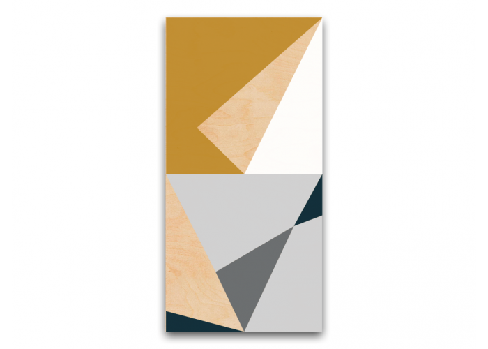 Декоративне панно - WOOD CARPET 07  2
