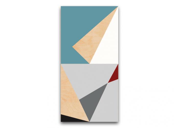 Декоративне панно - WOOD CARPET 07  1
