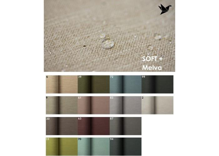 Стілець низький Air 2 [2Soft] Gray  5