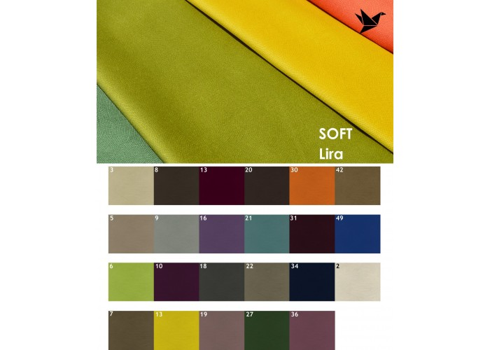 Диван Air 2 Sofa L Dark Brown  3