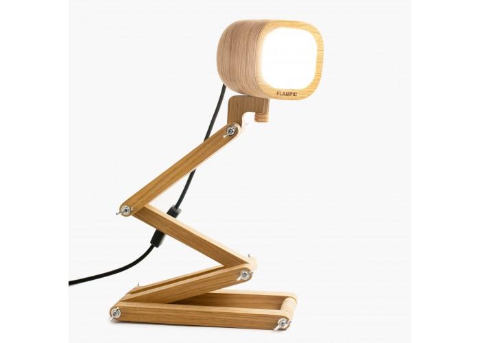 Настільна лампа FLAMPIC Basic  2
