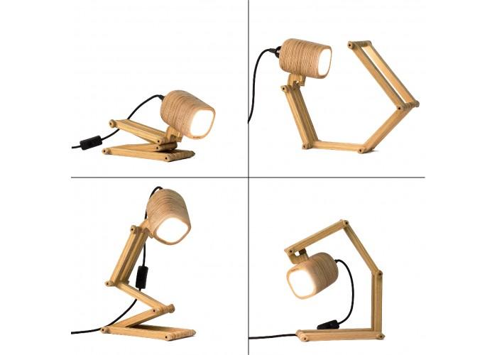 Настільна лампа FLAMPIC Basic  6
