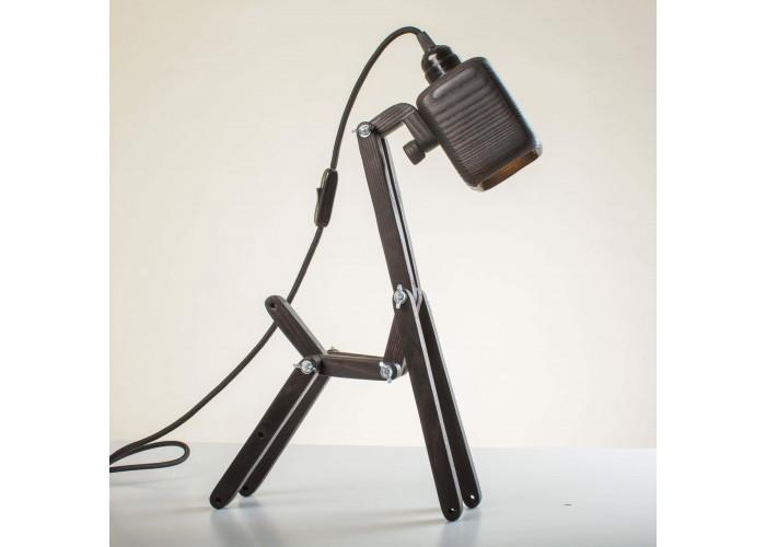 Настільна лампа FLAMPIC Basic Black  2