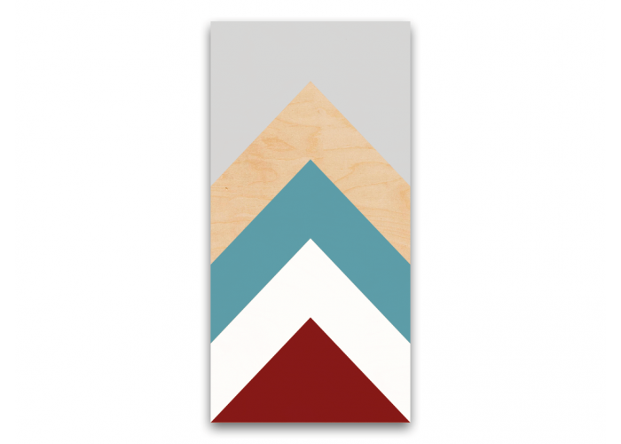 Декоративне панно - WOOD CARPET 05  4