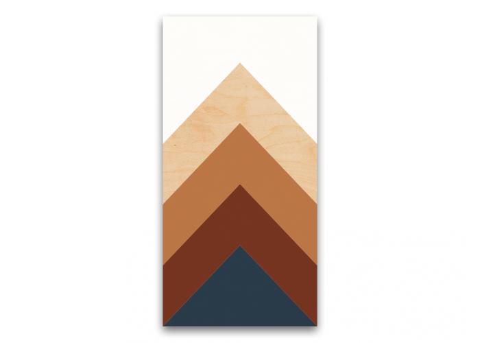 Декоративне панно - WOOD CARPET 05  6