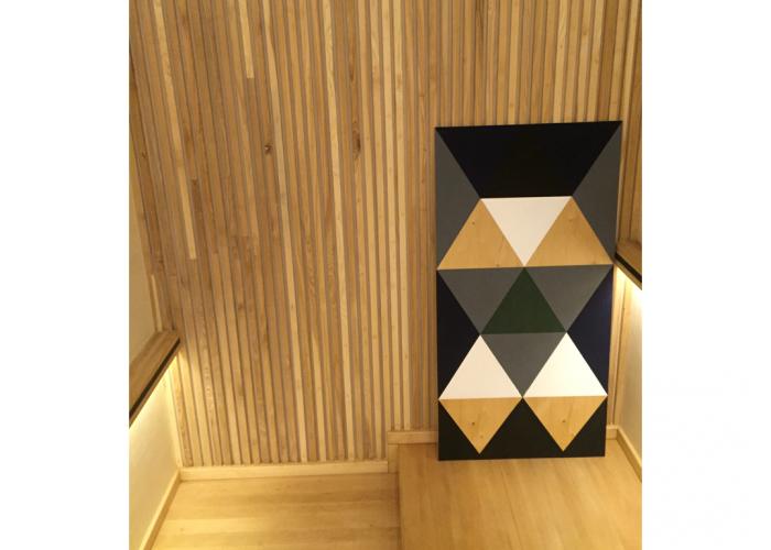 Декоративне панно - WOOD CARPET 06  3