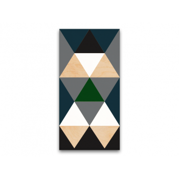 Декоративне панно - WOOD CARPET 06