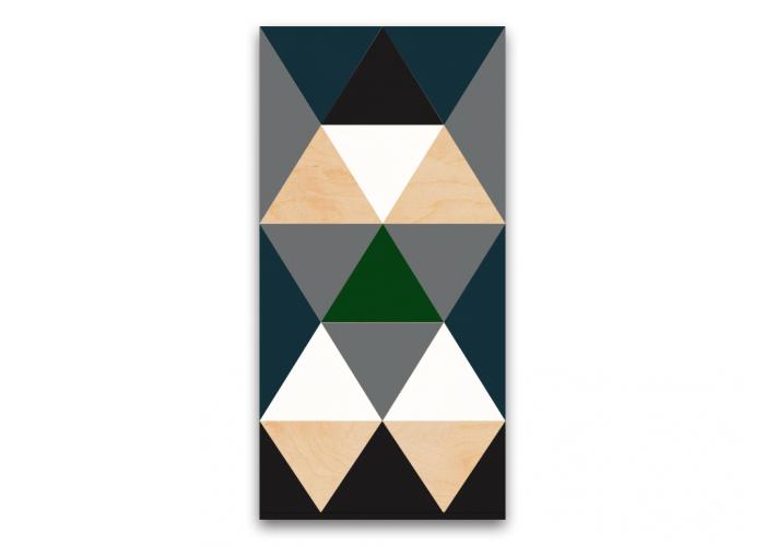 Декоративне панно - WOOD CARPET 06  1