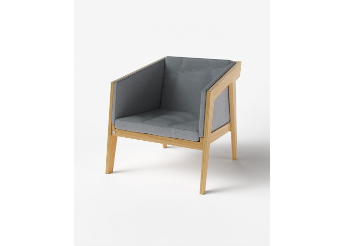 Крісло Air 2 Armchair Natural  1