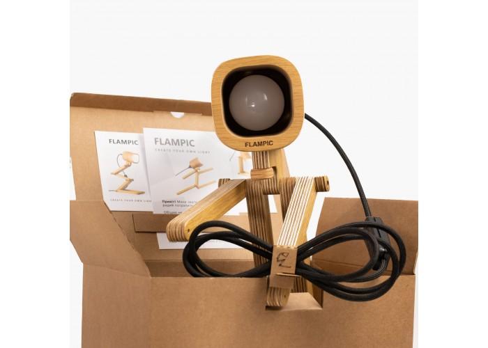 Настільна лампа FLAMPIC Basic+  10