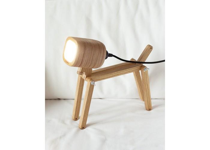 Настільна лампа FLAMPIC Dog  5