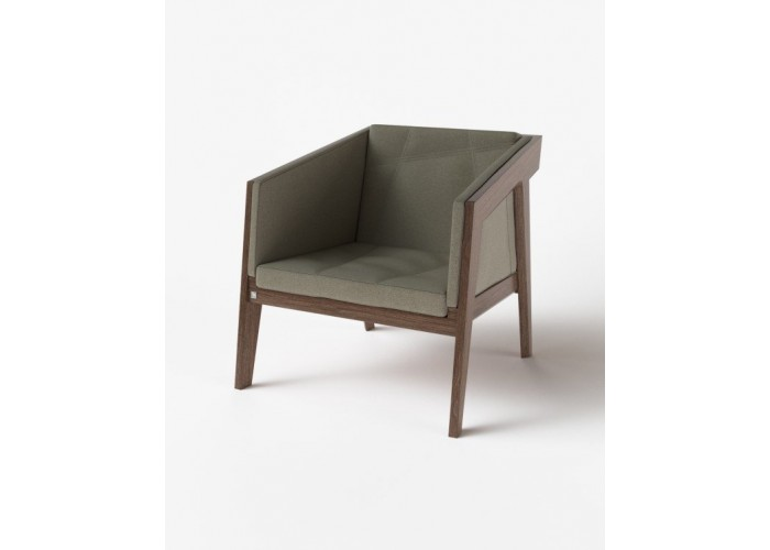 Крісло Air 2 Armchair Dark Brown  1
