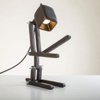 Настільна лампа FLAMPIC Basic Black